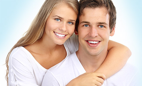 whitening_couple Cosmetic Dentistry